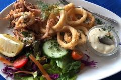 Für alle Liebhaber frischer Meeresfrüchte ein Muss – Chokka Block in St. Francis Bay
