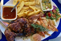 Chicken Mozambique