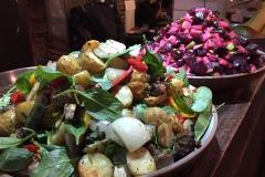 Salate im Exmouth