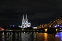 Hyatt Regency Köln  - Blick auf den Rhein