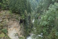 Wandern durch die Passerschlucht – der Passerschluchtenweg