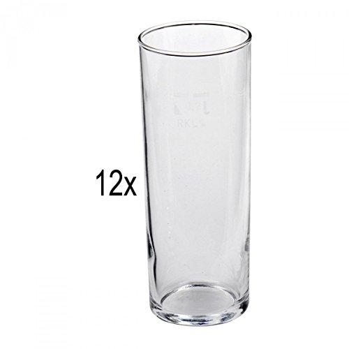 hochwertige Kölschgläser 12St. (Biergläser) mit 0,2 L - Füllstrich