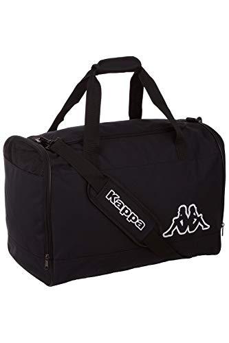 Kappa Sporttasche VIGRA, geräumige Trainings-Tasche für Sport und Freizeit, für Frauen und Männer, leichtes & Robustes Material, Maße: 50cm x 30cm x 35cm, Farbe Cavia