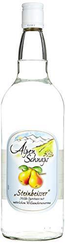 Alpenschnaps 'Steinbeisser' Williamsbirne (3 x 1 l)