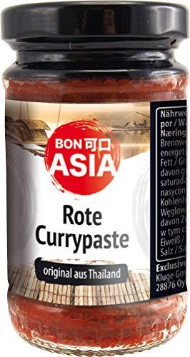BONASIA Currypaste, rot, 114