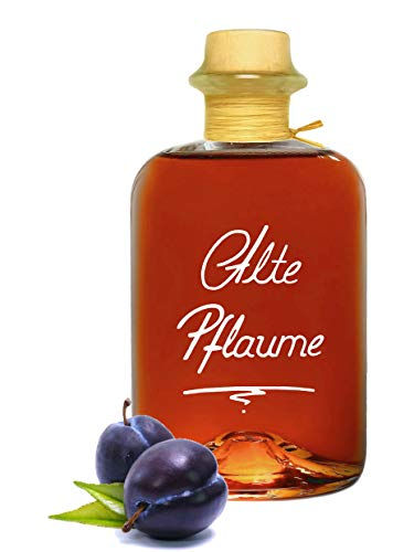 Alte Pflaume 0,7L fruchtig & sehr mild Edelspirituose Schnaps kein Brand 40% Vol