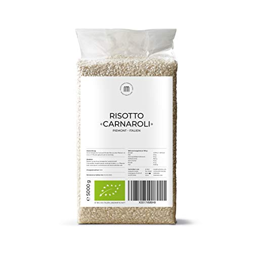 Risotto-Reis-Bio 5kg Carnaroli aus Itali