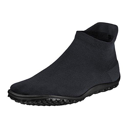 leguano Sneaker Schwarz 1000201005 Herren Sneaker schwarz, EU XL