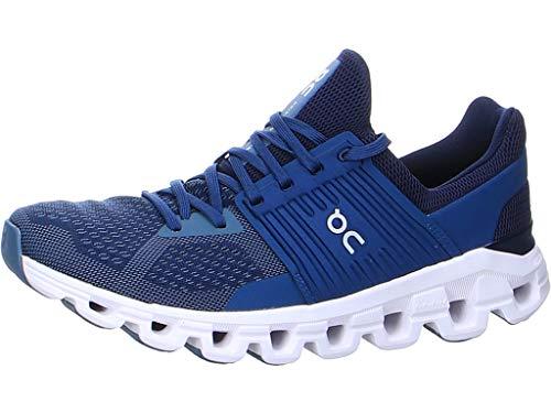 ON Herren Cloudswift Leistung Sneaker Blau 45 EU