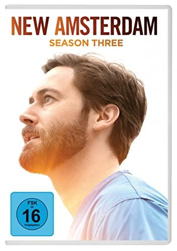 New Amsterdam - Staffel 3 [4 DVDs]