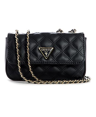 Guess Damen Handbag Handtasche, Schwarz, Einheitsgröß