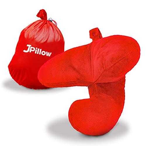 J-pillow Reisekissen - Gewinner der Britischen Erfindung des Jahres (Dunkelblau)