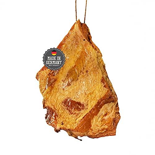 Schwarzwald Metzgerei – Badisches Schäufele mit herzhaft rauchigem Aroma – saftiges 1200g Fleischstück aus der Schulter – Badische Spezialität für Fleischliebha