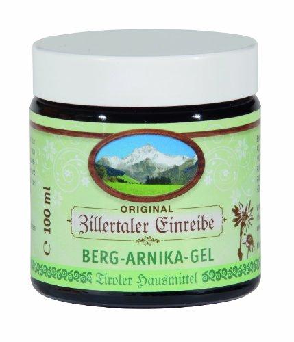 Zillertaler Einreibe Berg-Arnika-Gel, 1er Pack (1 x 100 ml)