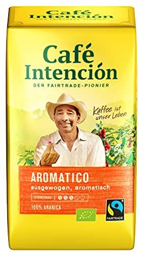 Kaffee AROMATICO von Café Intención, 12x500g gemahl