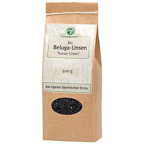 Chiemgaukorn Bio Beluga-Linsen 500