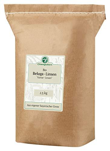 Chiemgaukorn Bio Beluga-Linsen 2,5 k