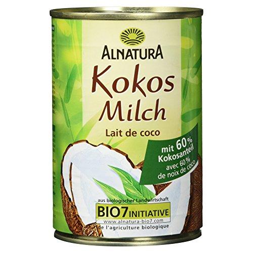 Alnatura Bio Kokosmilch, 400ml