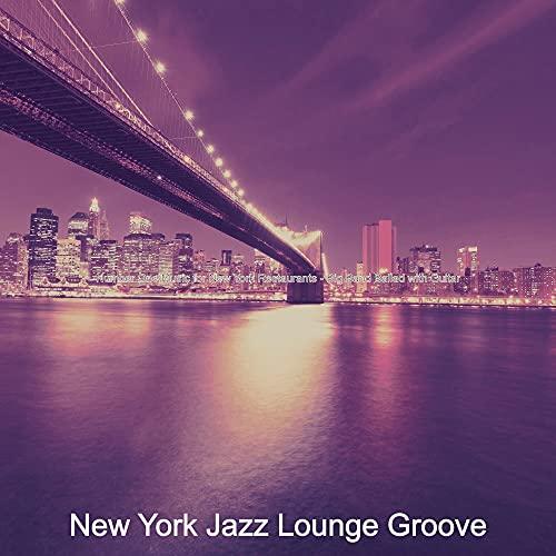 Background for New York Restaurants
