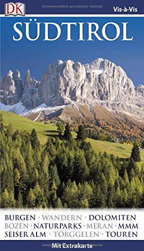 Vis-à-Vis Reiseführer Südtirol: mit Extra-Karte und Mini-Kochbuch zum Herausnehmen
