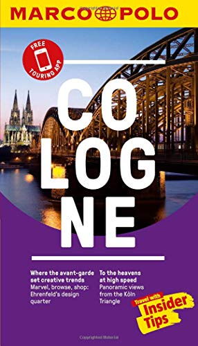 Cologne Marco Polo Pocket Travel Guide - with pull out map (Marco Polo Pocket Guide)