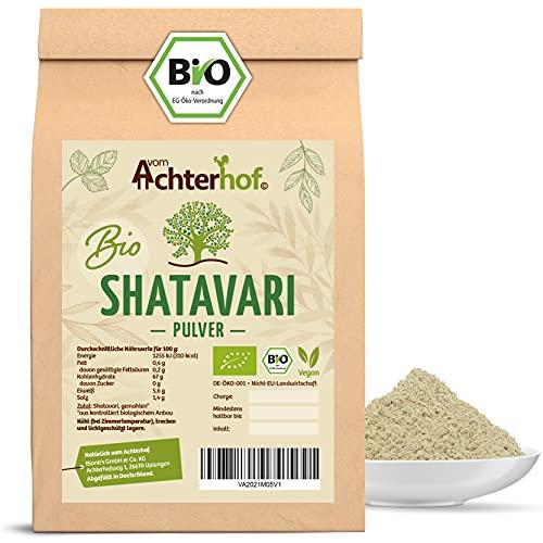 Shatavari Pulver BIO (500g) indischer wilder Spargel Ayurveda vom Achterhof