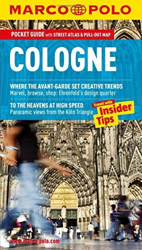 Cologne Marco Polo Guide (Marco Polo Cologne (Travel Guide))
