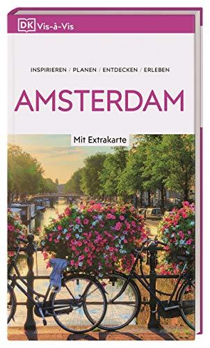 Vis-à-Vis Reiseführer Amsterdam: mit Extra-Karte zum Herausnehm