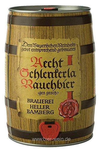 Aecht Schlenkerla Rauchbier Märzen (1 x 5l Fass/Dose)