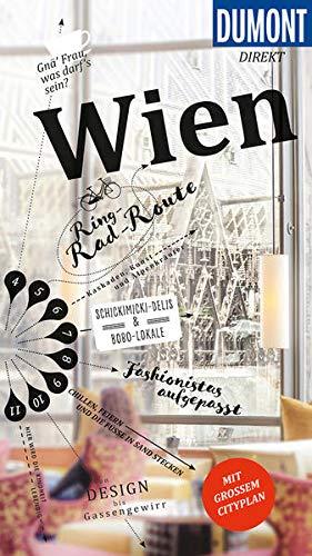 DuMont direkt Reiseführer Wien: Mit großem Citypla