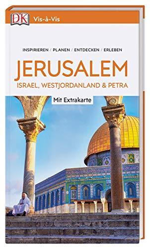 Vis-à-Vis Reiseführer Jerusalem.Israel, Westjordanland & Petra: mit Extra-Karte zum Herausnehm