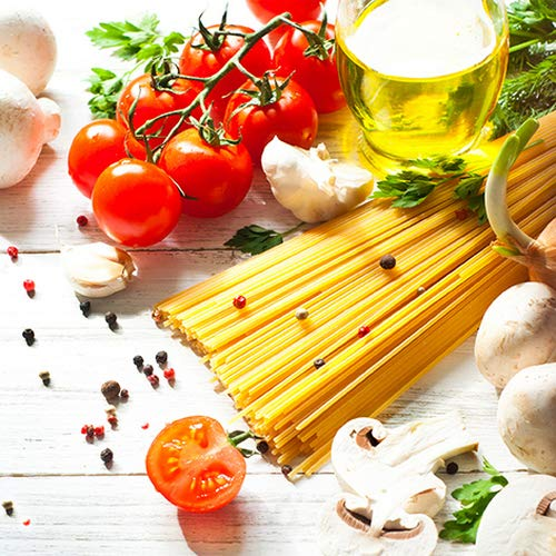 20 Servietten Pasta frisch zubereitet   Spaghetti   Essen   italienisch   Tischdeko 33x33cm