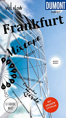DuMont direkt Reiseführer Frankfurt: Mit großem Cityplan (DuMont Direkt E-Book)