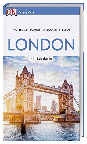 Vis-à-Vis Reiseführer London: mit Extra-Karte zum Herausnehm