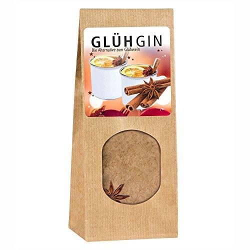 GlhGIN Gewrzmischung (die Alternative zum Glhwein) - Geschenktte - Weihnachtsgeschenk - Nikolausgeschenk - Rezept - Winter