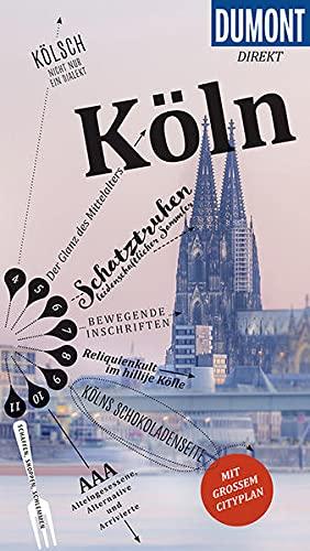 DuMont direkt Reiseführer Köln: Mit großem Citypla