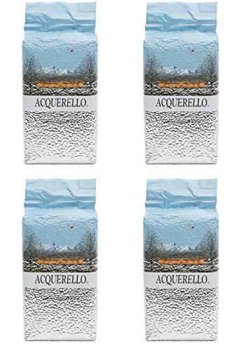 Acquerello - Abgelagerter Carnaroli Risotto Reis - 2500g Vakuumpackung - 4er Pack