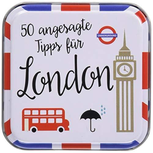 50 angesagte Tipps für London | Metropolen entdecken | Reiseführer im handlichen Format: 50 Inspirationen für den nächsten Städtetrip! (50 angesagte ... Inspirationen für den nächsten Städtetrip!)