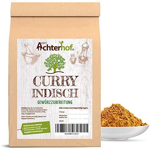 500 g Curry Pulver Indisch Madras Currypulver mild vom-Achterhof Gewürze Kräut