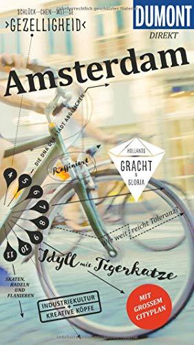 DuMont direkt Reiseführer Amsterdam: Mit großem Citypla