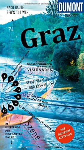 DuMont direkt Reiseführer Graz: Mit großem Citypla