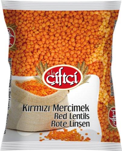 A La Ciftci Rote Linsen (Kirmizi Mercimek), 1er Pack (1 x 4 kg)