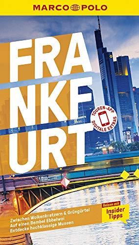 MARCO POLO Reiseführer Frankfurt: Reisen mit Insider-Tipps. Inklusive kostenloser Touren-App