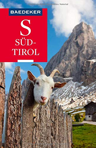 Baedeker Reiseführer Südtirol: mit praktischer Karte EASY ZIP