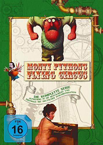 Monty Python's Flying Circus - Die komplette Serie auf DVD (Staffel 1-4) [11 DVDs]