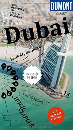 DuMont direkt Reiseführer Dubai: Mit großem Citypla