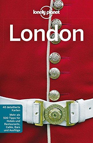 Lonely Planet Reiseführer Londo