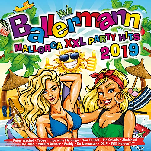 Ballermann Mallorca XXL: Party Hits 2019