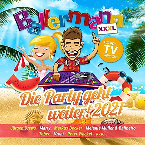 Ballermann XXXL - Die Party geht weiter! 2021
