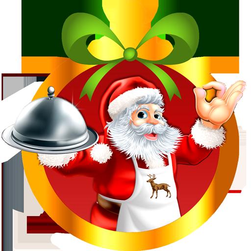 Weihnachtsessen Einlad